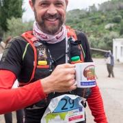 Filippo Salaris, il vincitore della 47K