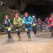 Uscita dalla Grotta di San Giovanni
