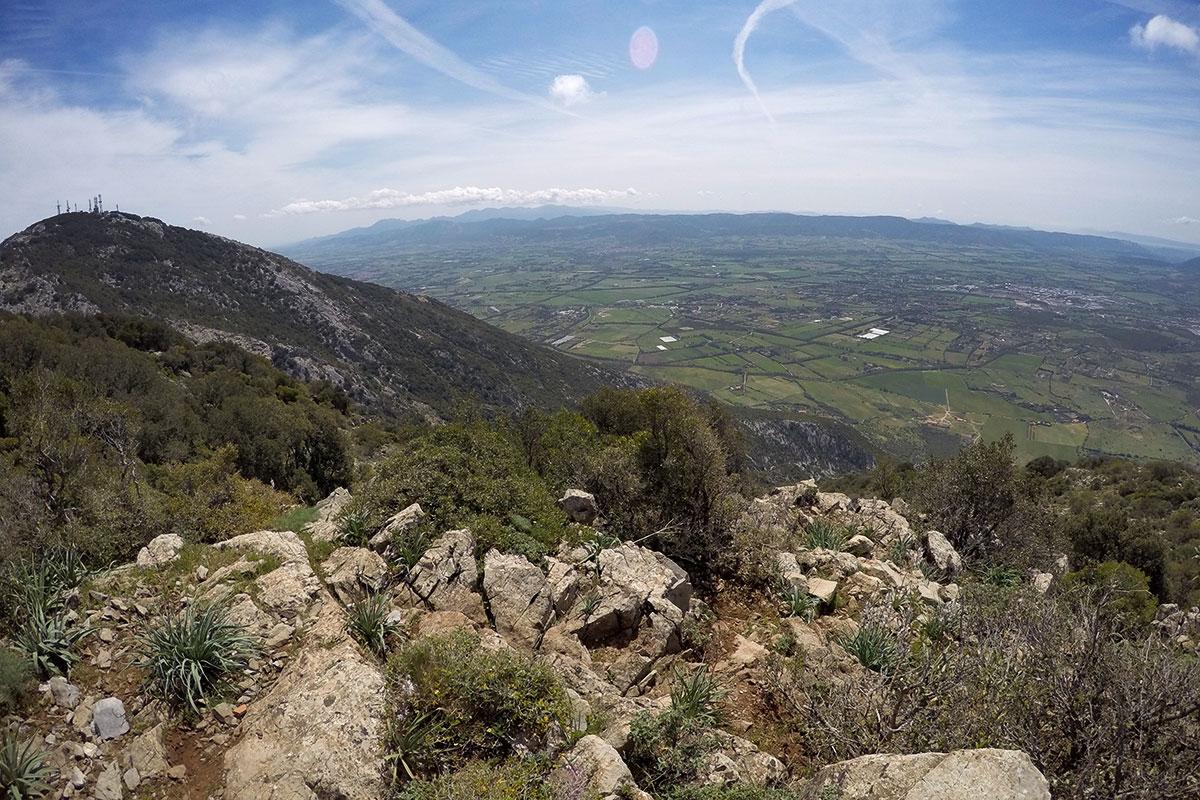 La valle di Domusnovas e Iglesias