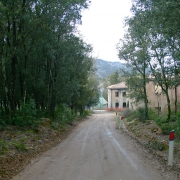 Un villaggio fantasma
