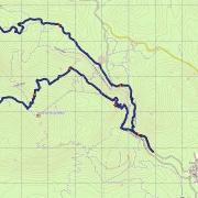 Mappa 17 Km