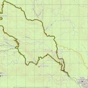 Mappa 27 Km