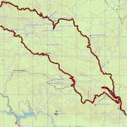 Mappa 52 Km