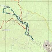 Mappa Non Agonistica 10 Km