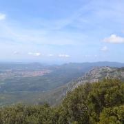 Panorama da Punta S. Michele